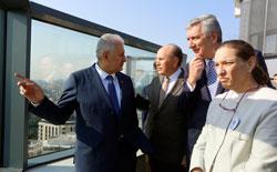 Başbakan Binali Yıldırım, Yenilenen Odakule'yi Açarak İSO Meclisi'ne Katıldı 02