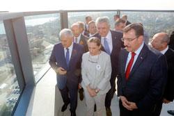 Başbakan Binali Yıldırım, Yenilenen Odakule'yi Açarak İSO Meclisi'ne Katıldı 04