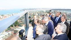 Başbakan Binali Yıldırım, Yenilenen Odakule'yi Açarak İSO Meclisi'ne Katıldı 05