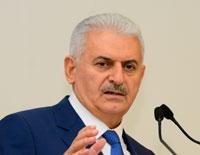 Türkiye Cumhuriyeti Başbakanı Binali Yıldırım