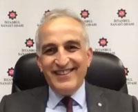 İrfan Özhamaratlı, Vice Chairman of the ICI Board