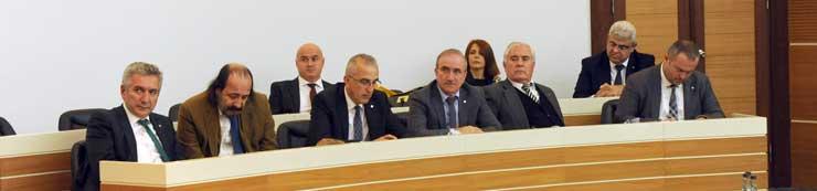 İSO'nun Kasım Ayı Meclis Toplantısında Dünya ve Türkiye Ekonomisi Konuşuldu 01