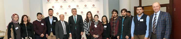 İSO'nun Kasım Ayı Meclis Toplantısında Dünya ve Türkiye Ekonomisi Konuşuldu 03