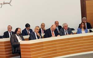 İSO Mart Meclisi'ne Aile ve Sosyal Politikalar Bakanı Sema Ramazanoğlu Konuk Oldu