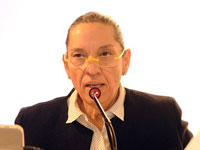 İSO Meclis BaşkanıZeynep Bodur Okyay