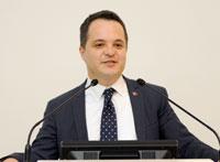 Başbakanlık Yatırım Destek ve Tanıtım Ajansı Başkanı Arda Ermut