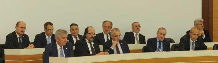 İSO Meclisi, Kurulması Düşünülen Meclis Çalışma Gruplarını Görüştü 01