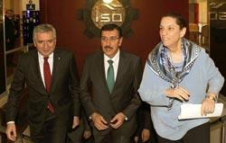 Nisan Meclisi'ne Gümrük ve Ticaret Bakanı Bülent Tüfenkci Konuk Oldu 04