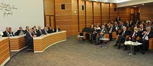 İSO 2018-2022 Döneminin İlk Meclis Toplantısında Yönetim Kurulunun Çalışma Programı Değerlendirildi