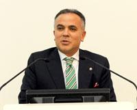 Sivas TSO Yönetim Kurulu Başkanı H. Osman Yıldırım