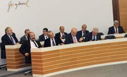 İSO Meclisi, Ocak Ayı Toplantısında Adalet Bakanı Bekir Bozdağ'ı Ağırladı