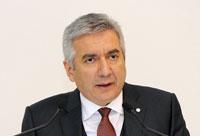 İSO Yönetim Kurulu Başkanı Edal Bahçıvan