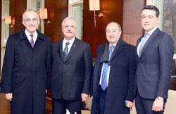 İSO Ocak Ayı Meclisi'nde, Teknolojik ve Bilimsel Gelişmeler Konuşuldu 08