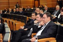"""İSO Ocak Meclisi'nde """"Yeni Bir Üniversite Sanayi İş Birliği Modeli"""" Konuşuldu 06"""