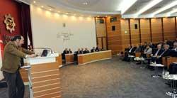 """İSO Ocak Meclisi'nde """"Yeni Bir Üniversite Sanayi İş Birliği Modeli"""" Konuşuldu 04"""