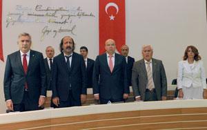 İSO Meclisi, Milli İradeye Saygı ve Demokrasiye Koşulsuz Sahip Çıkma Gündemi ile Toplandı 07