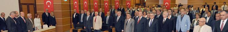 İSO Meclisi, Milli İradeye Saygı ve Demokrasiye Koşulsuz Sahip Çıkma Gündemi ile Toplandı 05