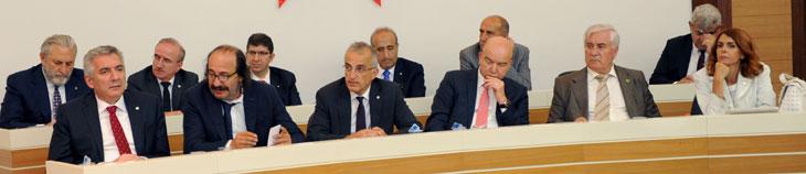 İSO Meclisi, Milli İradeye Saygı ve Demokrasiye Koşulsuz Sahip Çıkma Gündemi ile Toplandı 01