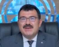 Prof. Dr. Hasan Mandal, President of TÜBİTAK