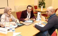 Türk İş Dünyası, Mekke Ticaret ve Sanayi Odası Üyeleri ile Odakule'de Buluştu 01