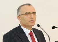 Maliye Bakanı Naci Ağbal Bakan Ağbal