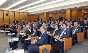 MESKOM Toplantısı, Bakan Zeybekci'nin Katılımı ve Üyelerin Yoğun İlgisiyle Yapıldı 02