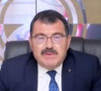 TÜBİTAK Chairman Prof. Hasan Mandal
