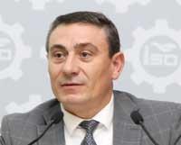 Moldova Ticaret ve Sanayi Odası Başkanı Sergiu Harea