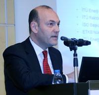 İTÜ Enerji Enstitüsü Müdürü Prof. Dr. Altuğ Şişman