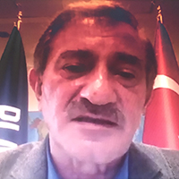 PLASFED Başkanı Ömer Karadeniz