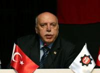 İkitelli OSB Başkanı Vekili ve 22. Grup Meslek Komitesi Başkan Yardımcısı Şaban Gülbahar