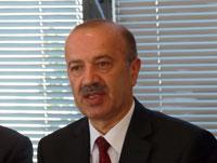 Sanayi Bölgeleri Genel Müdürü Yaşar Öztürk