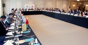 İSO, Özbekistan Başbakan Yardımcısı Azimov ve Beraberindeki Heyeti Ağırladı 01