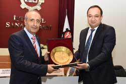"""""""İSO-Özbekistan Ülke Günü""""nde İki Ülke Arasındaki İş Fırsatları Konuşuldu 01"""
