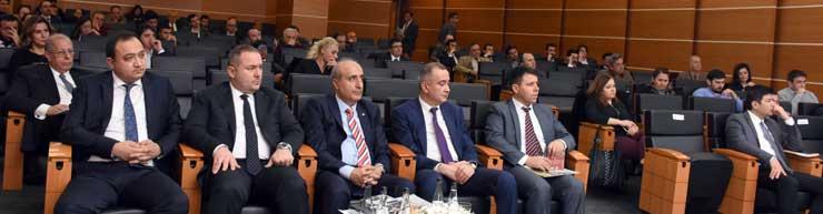 """""""İSO-Özbekistan Ülke Günü""""nde İki Ülke Arasındaki İş Fırsatları Konuşuldu 03"""