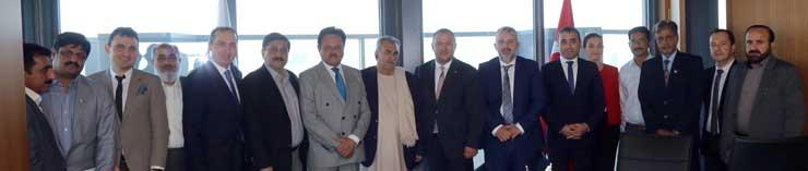 Pakistan'ın Belucistan Eyaleti'nden Türk Sanayicisine Yatırım Daveti 02