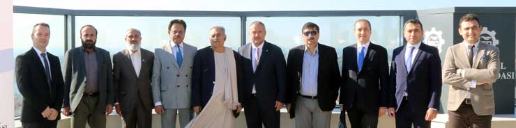 Pakistan'ın Belucistan Eyaleti'nden Türk Sanayicisine Yatırım Daveti 01