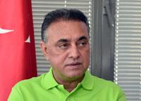 Pakistan Ulusal Meclisi Milletvekili ve Savunma Üretimi Daimi Komitesi Başkanı Khawaja Sohail Mansoor