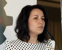 Belarus Yatırım ve Özelleştirme Ajansı Yatırımcı Hizmet Daire Başkanı Anna Grigoryeva