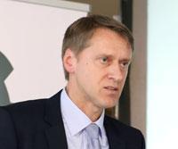 Belarus Dışişleri Bakanlığı, Dış Ekonomik İlişkiler Danışmanı Dmitry Belobrodsky