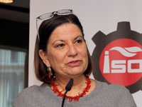 Meksika'nın Ankara Büyükelçisi Martha Elena Federica Barcena Coqui