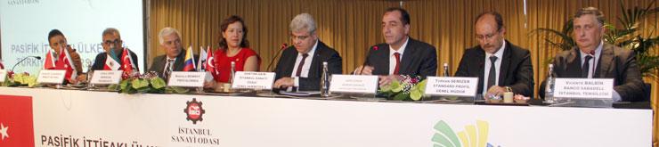 Pasifik İttifakı Üyesi Ülkelerde Yatırım ve İşbirliği Fırsatları Ele Alındı