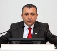 İKMİB Yönetim Kurulu Başkanı Murat Akyüz