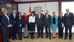 Gelecek Ay Türkiye'yi Ziyaret Edecek Polonyalı 40 Firma İçin Ön Görüşme Yapıldı 01