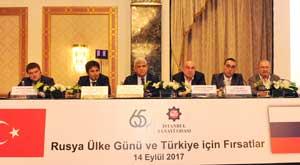 """İSO'nun Düzenlediği """"Rusya: Türkiye İçin Fırsatlar"""" Etkinliğine İlgi Büyük Oldu 02"""