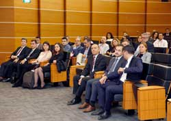 İSO, YEKA İhalesini Alan Ortak Girişim Grubu İle Sanayicileri Buluşturdu