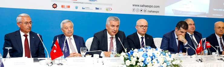 SAHA EXPO Savunma, Havacılık, Uzay  Sanayi Fuarı, Basına Açıklandı