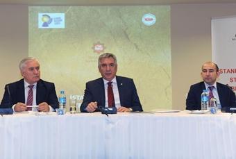 """İSO Başkanı Bahçıvan, """"İstanbul Sanayi Strateji Belgesi""""ni Açıkladı 01"""