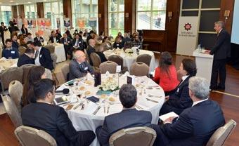 Sanayici Antrenörler, İSO-İTÜ Çekirdek Rehberliğinde Genç Girişimcilerle Buluştu