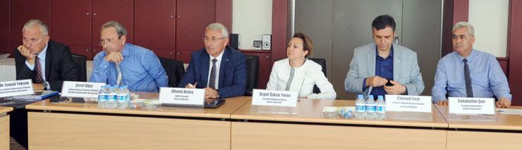 İSO, Ekim Ayında Yapacağı Savunma Sanayi Etkinliği İçin İlk Toplantısını Yaptı 02